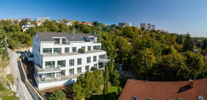 Новостройки Братислава купить Vila Grand Vue