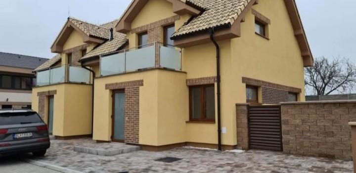 Новая четырехкомнатная купить Братислава Vrakuňa