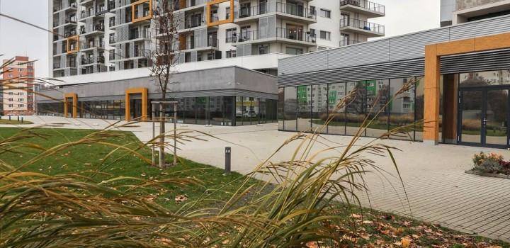 2х квартира снять Братислава Petržalka City