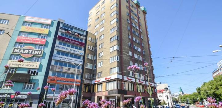 Двухкомнатная квартира снять Братислава Manderlák